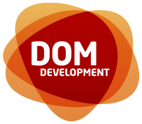 Logo dom development group